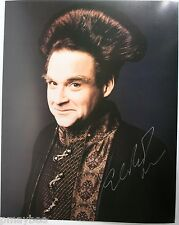 """Stephen Furst AUTOGRAPHED 8""""x10"""" Photo with COA - as Vir Cotto in Babylon 5"""