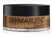 Dermablend Chroma Cover Creme Chroma 5-3/4 Toasted Brown SPF30 1 Oz
