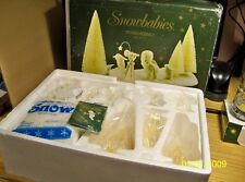 "Dept. 56 Snowbabies, ""Stargazing""."
