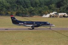 CIVIL AIRCRAFT PHOTO, ISLE OF MAN PHOTOGRAPH PLANE PICTURE JETSTREAM 41