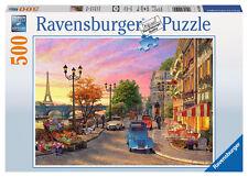 Una serata di Parigi 500 pezzi puzzle Ravensburger