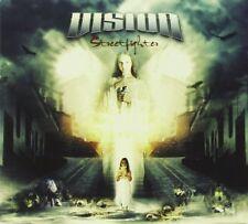 VISION - STREETFIGHTER (*NEW-CD, 2011, Born Twice) Lynyrd Skynyrd