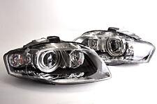 Genuine Front Headlight Left + Right AUDI A4 Avant S4 Quattro 8E0941029BN