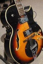 BJB Rock / Blues - Gitarre mit eingebautem Amp. und Speaker / Overdrive