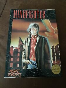 Mindfighter - Commodore 64 / 128 - C64 - Complete and VGC - 1988
