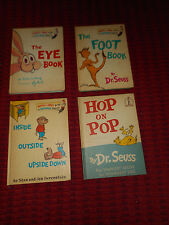 Vintage DR. SEUSS Bright and Early Books For Beginning Beginners Book Club Lot