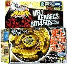 TAKARA TOMY Metal Fight HASBRO Hell Kerbecs Hades Kerbecs Beyblade BD145DS BB99