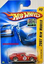 HOT WHEELS 2007 NEW MODELS FERRARI 250 LM #23/36 RED FACTORY SEALED