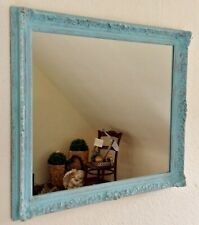 Antik Spiegel Vintage Goldrahmen Prunkrahmen gold Rahmen Patina shabby chic upcy