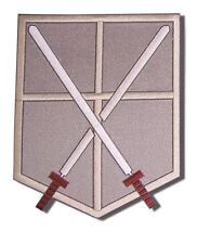 *NEW* Attack on Titan Cadet Corps Large Patch COSPLAY AUTHENTIC LICENSE