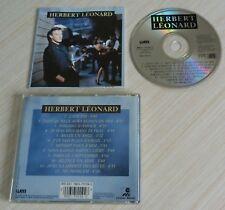 CD ALBUM LOVE TOI HERBERT LEONARD 12 TITRES 1991