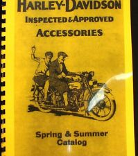 1929 Spring & Summer Catalog Accessories Photos & Pricing Free Shipping