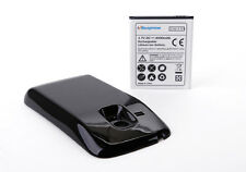 4000mAh Extended Battery Mbuynow + Black Cover for Samsung Galaxy S3 mini I8190