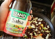 6 X Lizano Salsa f/Costa Rica - 24oz (700 ml) +FREE Additional Lizano 9oz btl