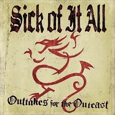 Outtakes for the Outcast by Sick of It All (Alt Rock) (CD, Oct-2004, Fat Wreck C