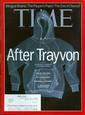 2013 Time Magazine: After Trayvon Martin/Pope Francis The Pauper's Pope