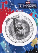 2013 Thor the Dark World complete sticker set 1-50 + 100 card base set 150 cards