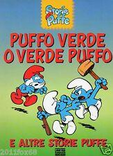 Puffi Los Pitufos Smurf Fumetti Fumetto Storie Puffe Peyo Dicembre 1994 n°6