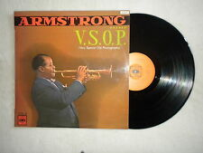 "LP LOUIS ARMSTRONG ""VSOP Very Special Old Phonography vol 6"" CBS 62 475 µ"