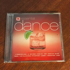 Various 'Q Magazine Essential Dance' 2001 CD- New Order U2 Moby ORB Depeche Mode