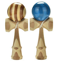 1 Jumbo Kendama Japanese Traditional Game Educational Skillful Wooden Toy  WU