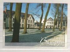 POSTCARD UNUSED BRUGGE BELGIUM 7C43