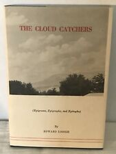 """Vintage Edward Loogie Book """" The Cloud Catchers """" Signed"""