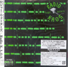 ROGER WATERS, RADIO K.A.O.S, AUTHENTIC JAPAN MHCP 692 LTD ED 18/05/2005 (NEW)