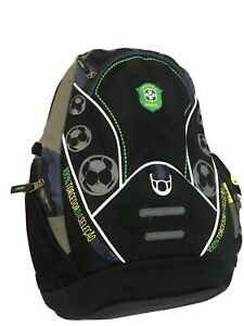 Brazil Worldcup Laptop Backpack Bag