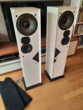 T+A Criterion T100 Lautsprecher Top Zustand * mit Standplatten und Abdeckung