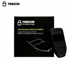 Trezor hardware Wallet negro * el original * Bitcoin * ethereum * nuevo distribuidor V.