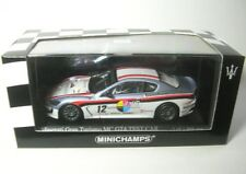 1 43 Minichamps Maserati MC Gt4 #12 TROFEO Gran Turismo 2010