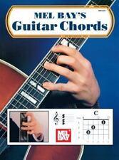 MEL BAY'S GUITAR CHORDS - GUITAR CHORD BOOK 93261M