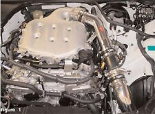 Injen Cold Air Intake Kit For 2003-2006 Infiniti G35 Sedan Polish