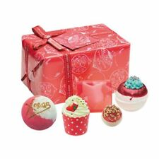 Bomb Cosmetics Christmas Gift Sets Luxury Pre Wrapped Bath Hamper Handmade Santa Baby 5037028253175