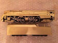 HO Sunset Models? Brass Pennsylvania T-1 4-4-4-4 Powered Steam Locomotive PRR