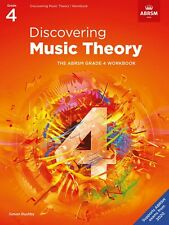 More details for discovering music theory - grade 4  theory  book [softcover]