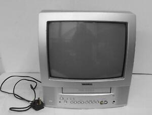 Toshiba 14 inch TV Video DVD Combi VTV1436 Retro. No Remote