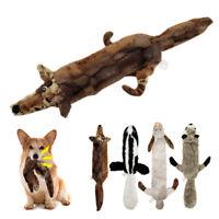 Juguetes Masticables para perros Dentición Juguete Felpa Sonido Squeaker Grandes