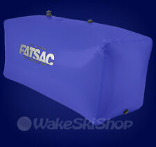 FLY HIGH JUMBO WAKE SURF WAKEBOARD FAT SAC BOAT BALLAST BAG 1100 LBS BLUE W719