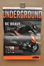 2007 KTM Underground Magazine Newsletter Vol 17 Issue 4 X-Bow Duke Supermoto
