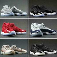 Lace Up Basketball Mens High Top Breathable Sport Shoes 7-13 Splice Fashion