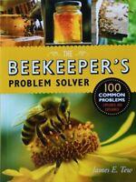 Beekeepers' Prolem solver Beekeeping Education Books Bees Beehive