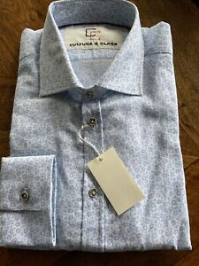 Culture & Class, Herren Designer-Hemd, exclusive Linie, limitiert, Gr. 42, Neu