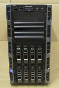 "Dell PowerEdge T620 Tower Server Configure-To-Order CTO 2x CPU 8x 3.5"" HDD Bay"