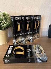 4x Philips D-VHS Kassetten • DF-300 • NEU • DVHS Digital Videokassette