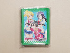 Weiss / WeiB Schwarz Love Live! Point Card Sleeve Nico Eli Eri Nozomi TCG