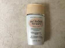Maybelline Wonder Finish Classic Ivory