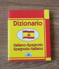 Dizionario Tascabile Italiano Spagnolo - Spagnolo Italiano - New Original Book