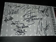 Grand Ole Opry Country Music Quiz book with 10! autographs/signatures